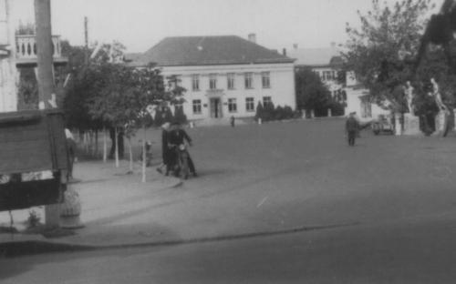 Площа Миру, 60-ті роки