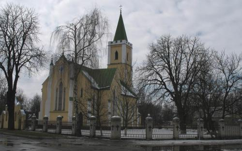 Михайлівська церква