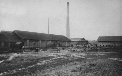 Цегельний завод. 1909р.