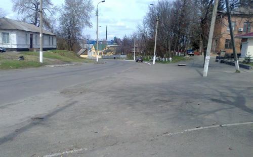 вул. Героїв Чорнобиля (Жовтнева)